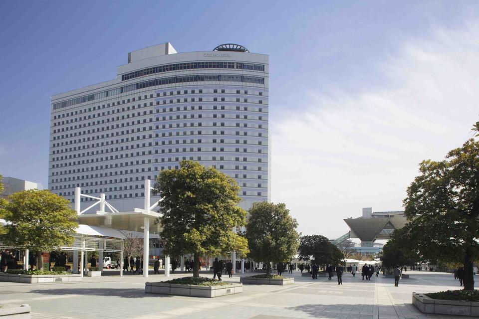 有明 ワシントン ベイ ホテル 東京