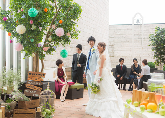 IWAKI WASHINGTON HOTEL WEDDING