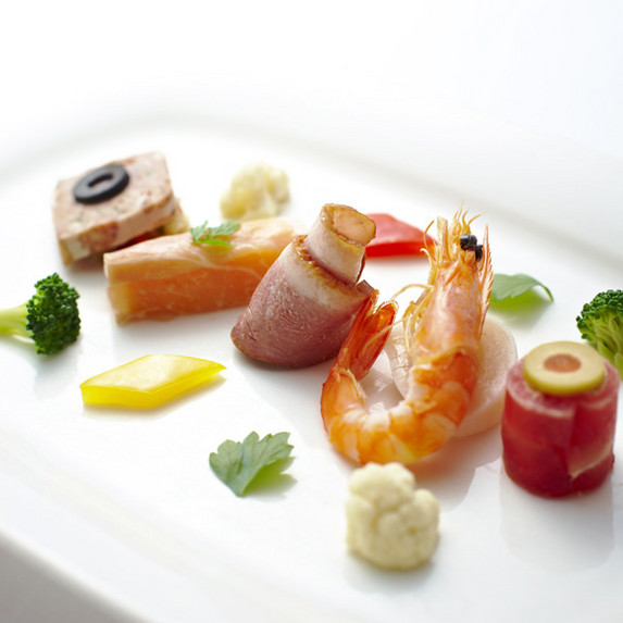 Hous-d'oeuvre -前菜-