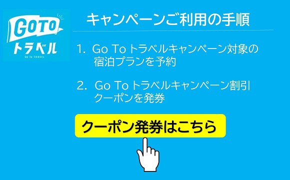 Go To トラベル予約手順